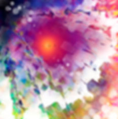 SUPERNOVA - Digital Painting, part of the collection EMOTIONAL (MyBrain)
