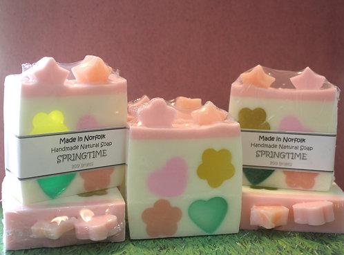SPRINGTIME SOAP BAR