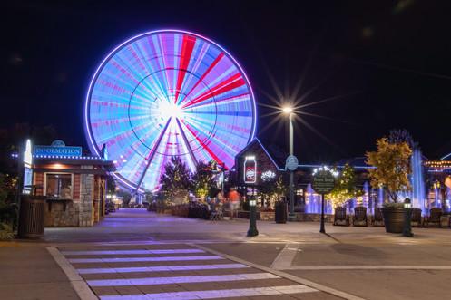 A Wheel of Lights