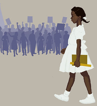Ruby Bridges and the Four Freedoms