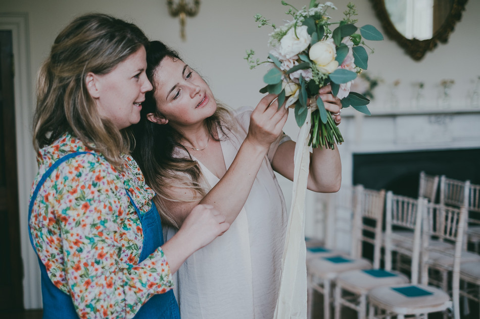 The Mother Hustle Interview: Emily and Lucy from 3acre Blooms