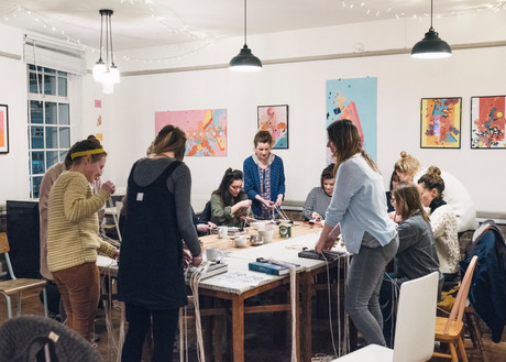 Mothers of Cornwall meet up // Four