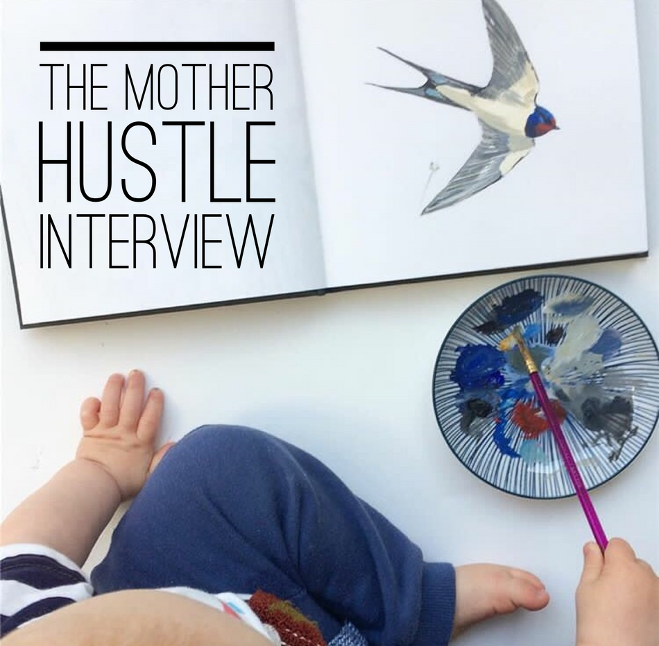 The Mother Hustle Interview: Particle Press
