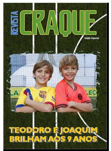 Teo e Joaquim