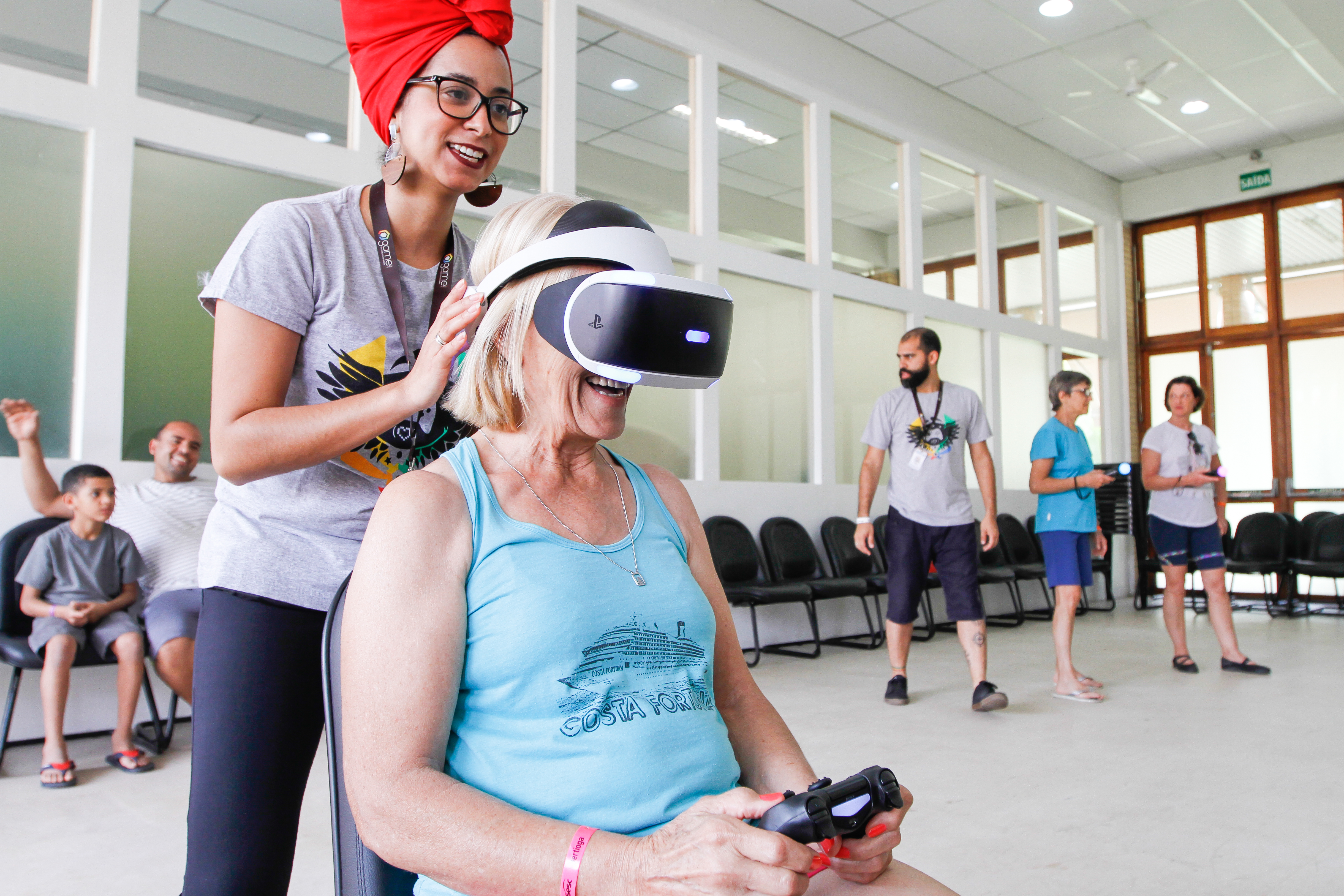 SESC - Realidade Virtual