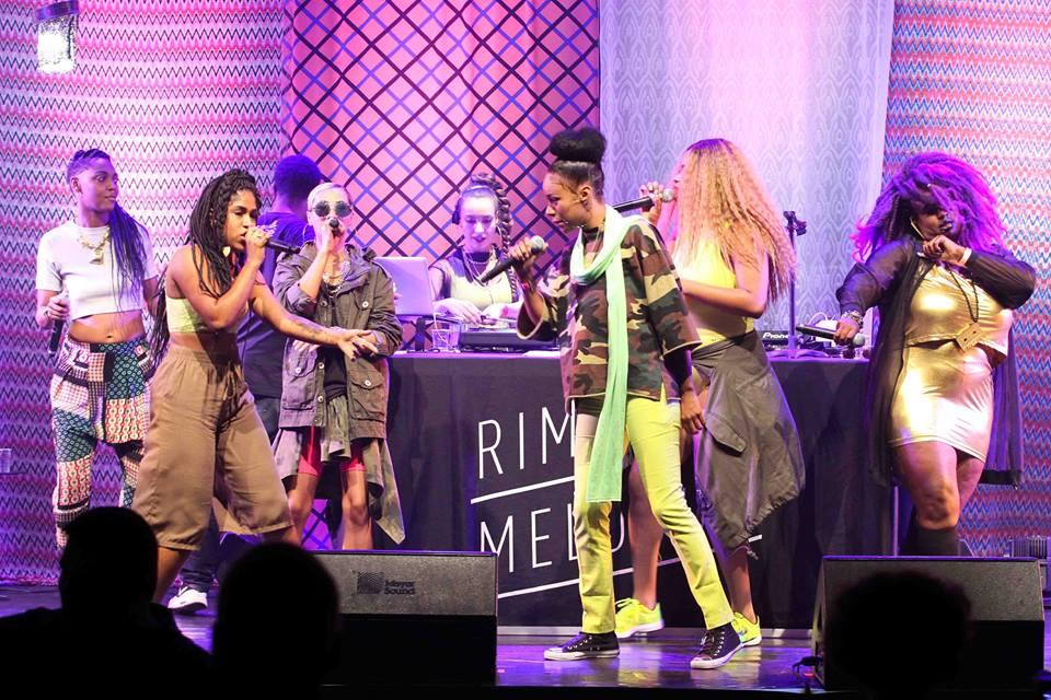 Show Rimas