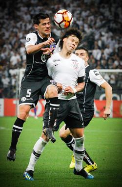Corinthians x Colo-Colo