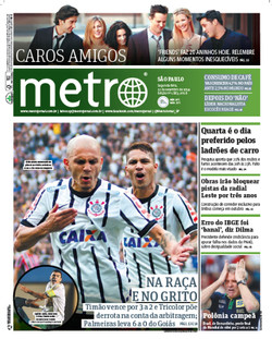 Jornal Metro Brasil