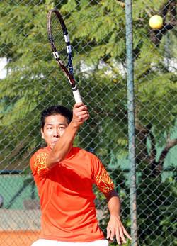 Tênis amador