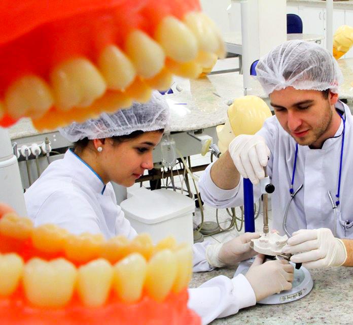 UMESP - Curso de Odontologia