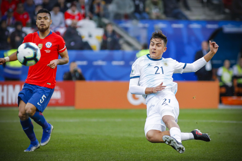 Argentina x Chile