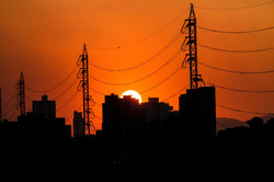 Crise na energia elétrica
