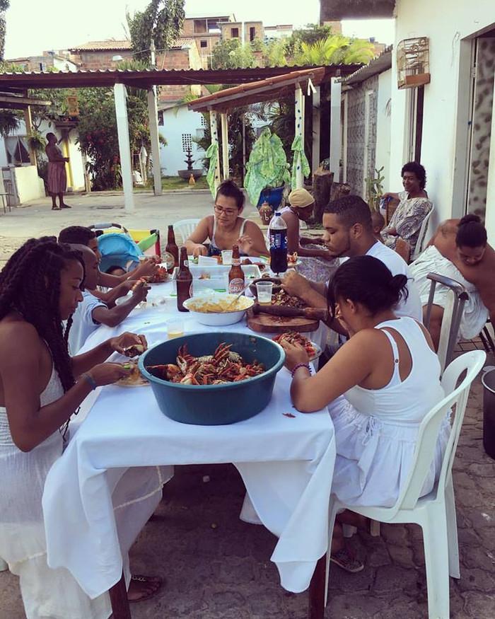 Lets Eat Together! (Salvador, Bahia)