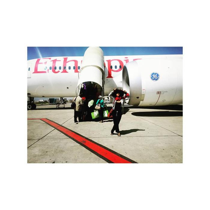 I Feel Like I'm The Alchemist (Ethiopian Airlines)