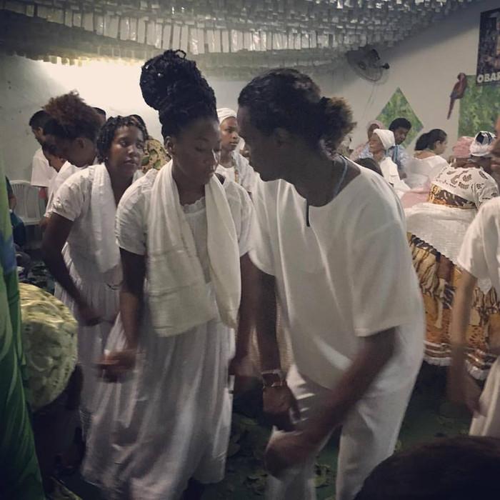 When Spirit Moves You (Salvador, Brazil)