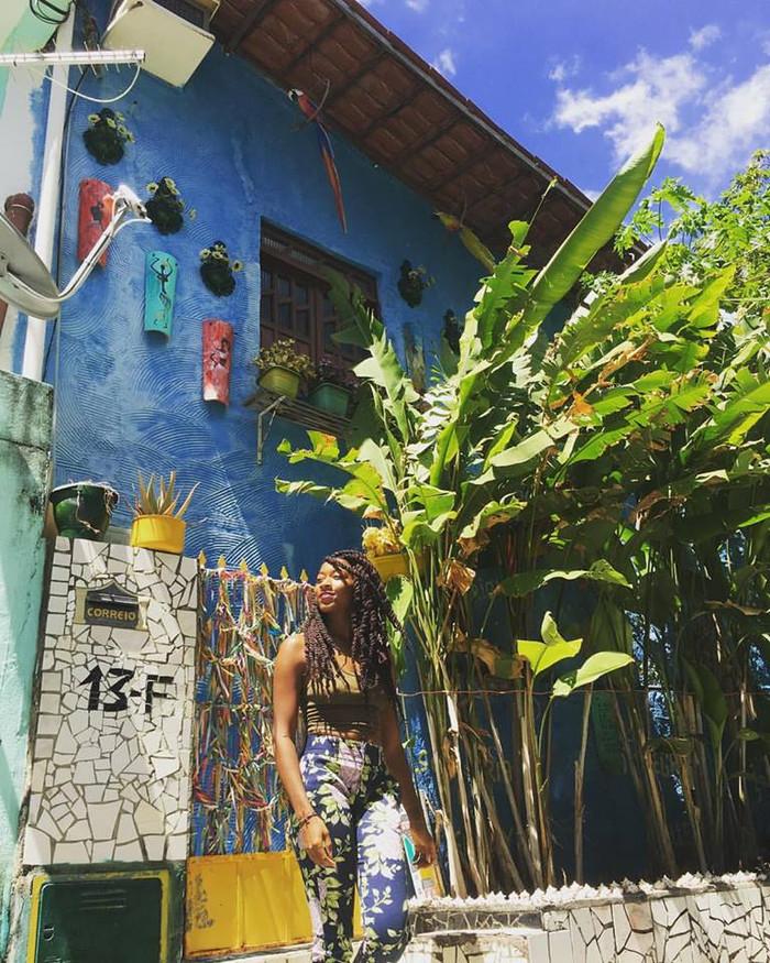 Home is where the heART is! (Bahia, Brazil)