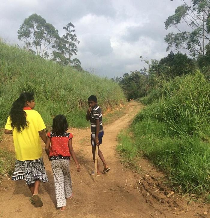 A Time To Follow (Lindsey RubyKhan in Sri Lanka)
