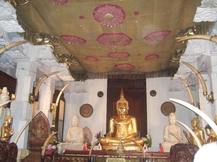 In The Mouth of Buddha (Lindsey RubyKhan in Sri Lanka)