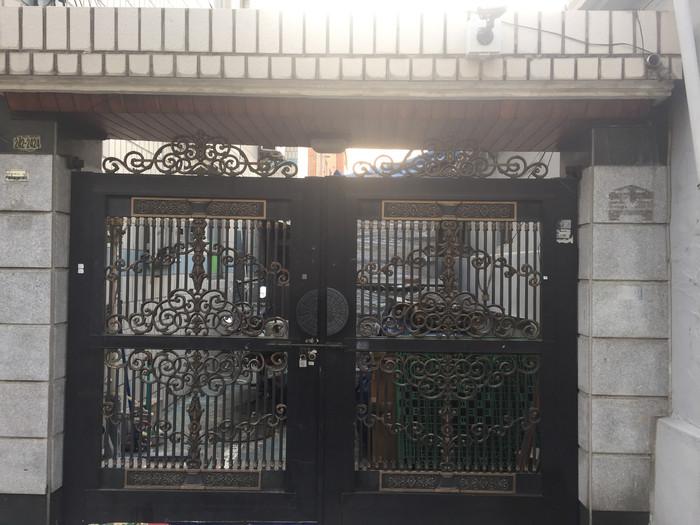 Sankofa Doors & Decorated Portals (Ami in South Korea)