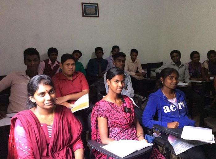 Each One, Teach One (Lindsey RubyKhan in Sri Lanka)