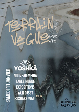 Terrain Vague Reportage Yoshkä