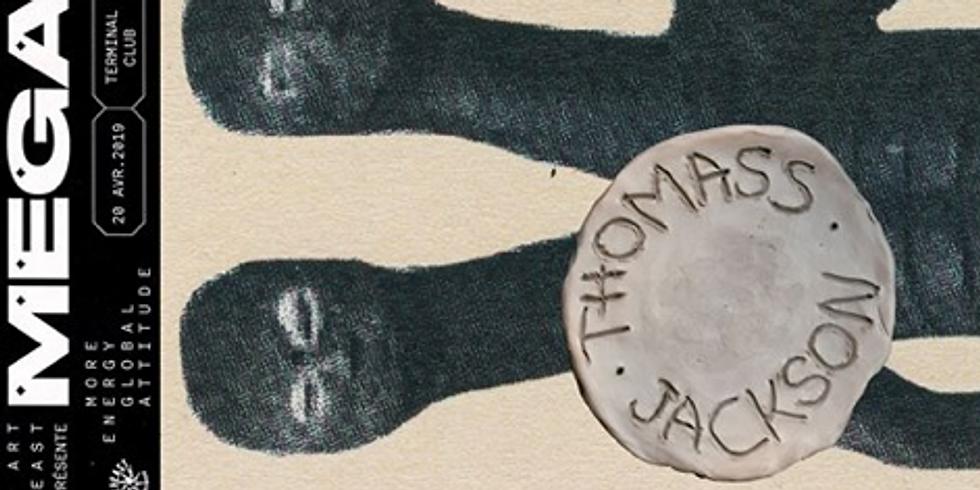 MEGA Résidence : Thomass Jackson (Calypso records / AR)