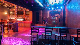 Legends dance floor