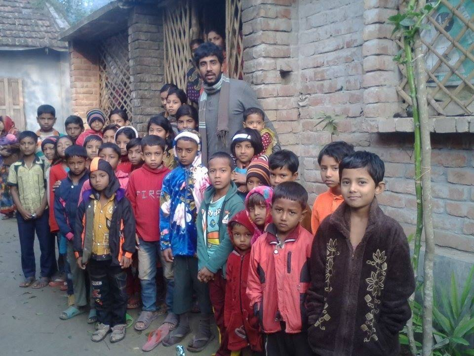 Orphans in Bangladesh
