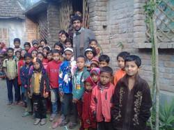 Orphans in Bangladesh