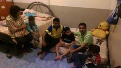 Visiting Family's in Bangkok