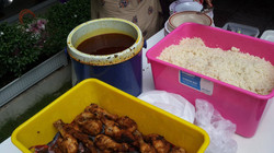 Pakistani Chicken and Rice