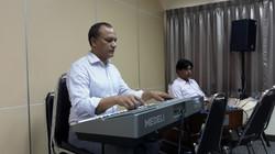Worshipping at Asylum Seeker Seminar
