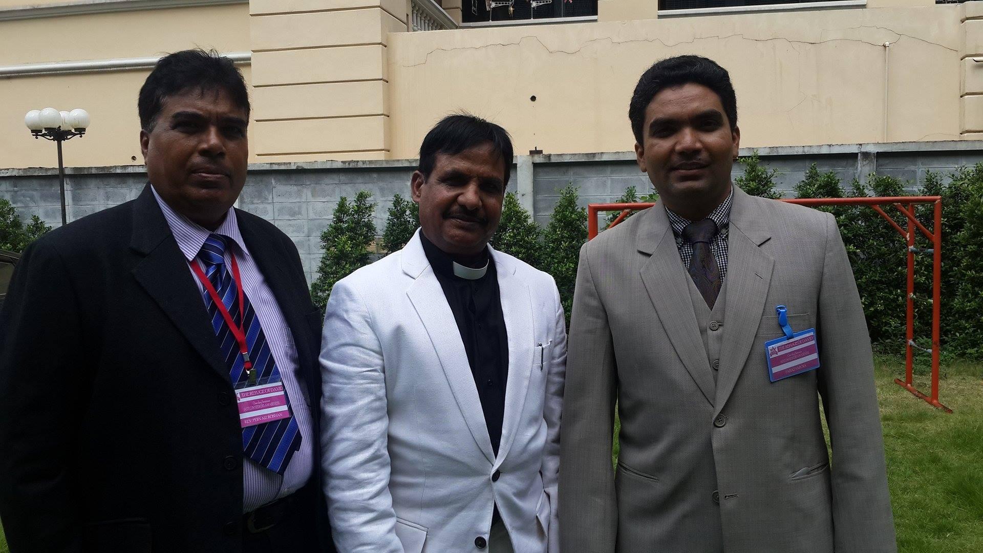 Pervaiz, Anwar and Faraz