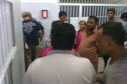 121 Asylum Seekers arrested