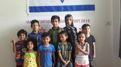 School for asylum seekers in Bangkok