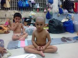 Children at IDC