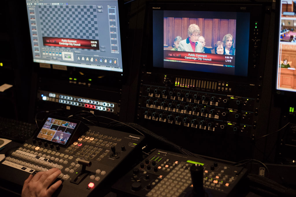 Municipal Broadcasting