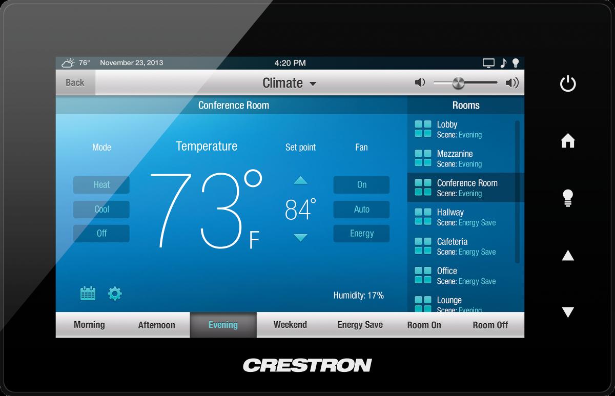 crestron-panel