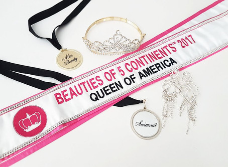 A new incredible 2020 Prize Package from  BEAUTIES OF 5 CONTINENTS™
