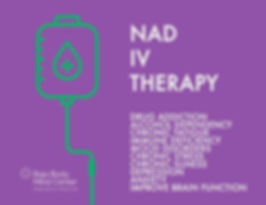 NAD Therapy Benefits