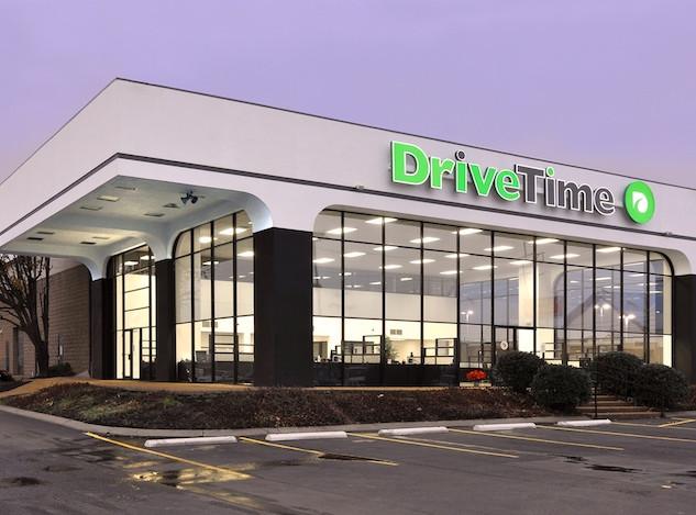 Drive Time - Solomon Builders