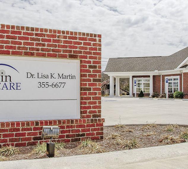 Dr Martin Eye Care - Dow Smith