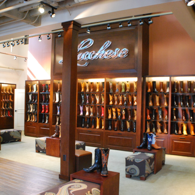Lucchese Boots - The Carter Group