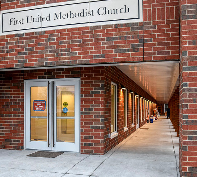 Murfreesboro First United Methodist - Dow Smith