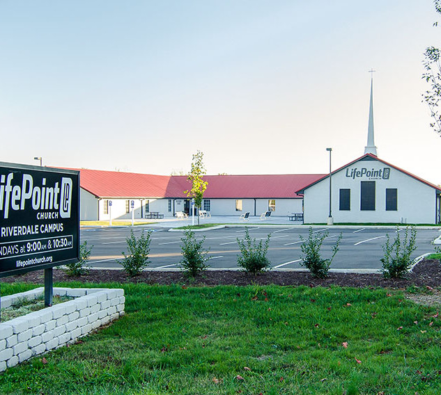 LifePoint Church Riverdale - Dow Smith
