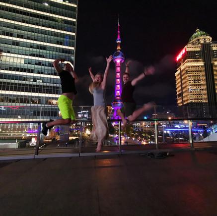 China, Shanghai, a world inside a world. (Eng/Cz)