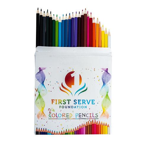 Colored Pencils that changes lives