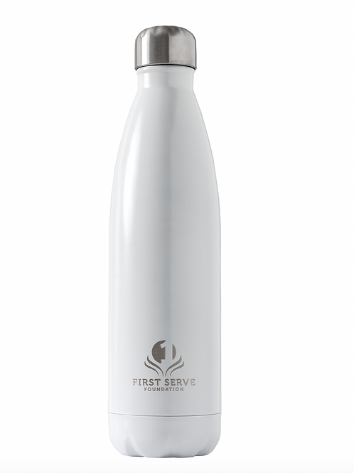 First Serve 25oz. Vacuum Insulated Water Bottle