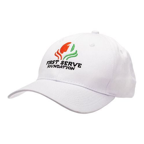 First Serve White Hat