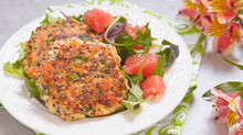 Dinner ideas? Quinoa/Salmon Burgers